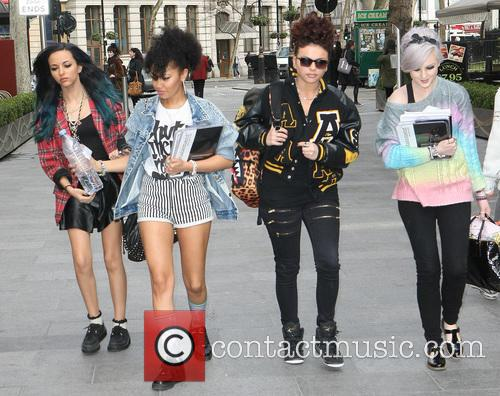 Little Mix, Jade Thirlwall, Leigh-anne Pinnock, Jesy Nelson and Perrie Edwards 4