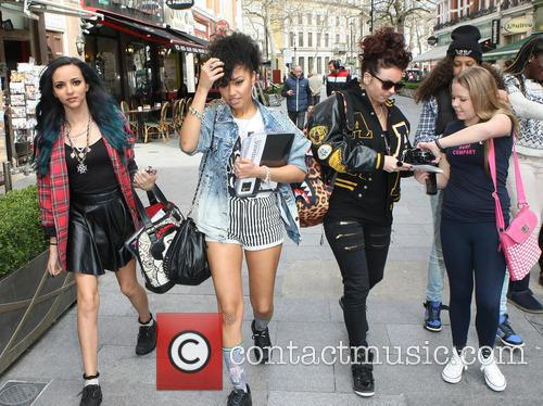 Little Mix, Jade Thirlwall, Leigh-anne Pinnock, Jesy Nelson and Perrie Edwards 9