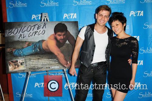 Pablo Azar and Michelle Cho 2