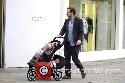 Rafe Spall, Lena Spall and Rex Spall 5