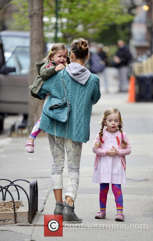 Sarah Jessica Parker, Tabitha Broderick and Marion Broderick 8