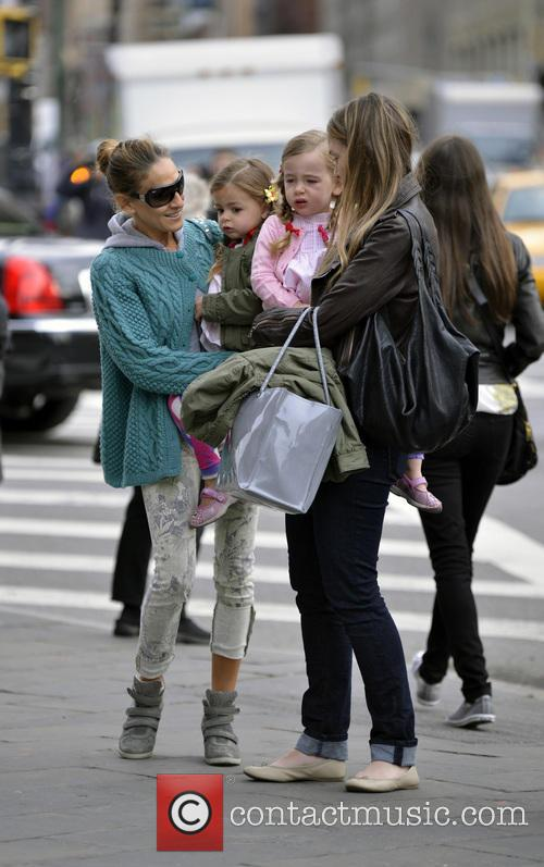 Sarah Jessica Parker, Tabitha Broderick and Marion Broderick 9
