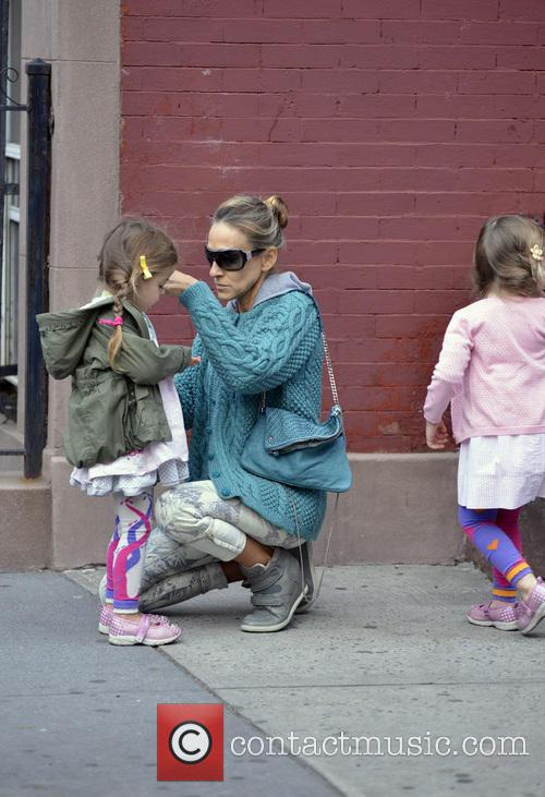 Sarah Jessica Parker, Tabitha Broderick and Marion Broderick 11