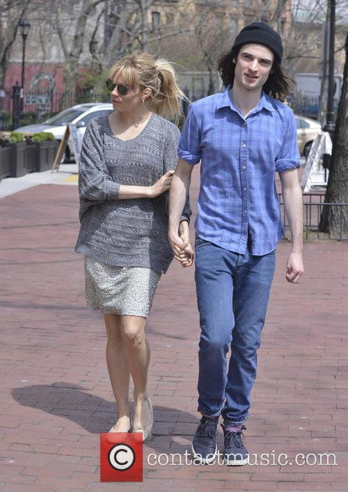 Sienna Miller and Tom Sturridge 11