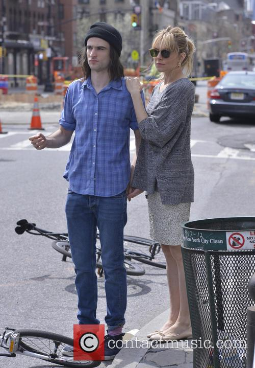 Sienna Miller and Tom Sturridge 13