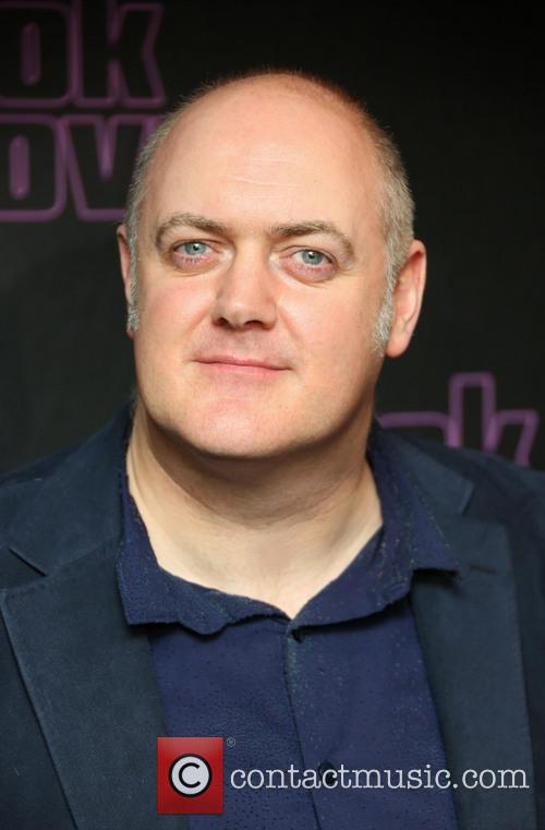 Dara O'Briain arrives at 'The Look of Love' London premiere