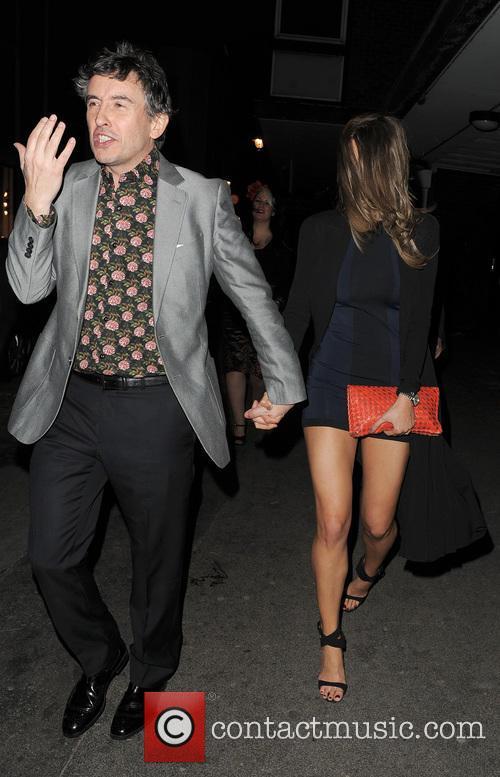 Steve Coogan and Elle Basey 3