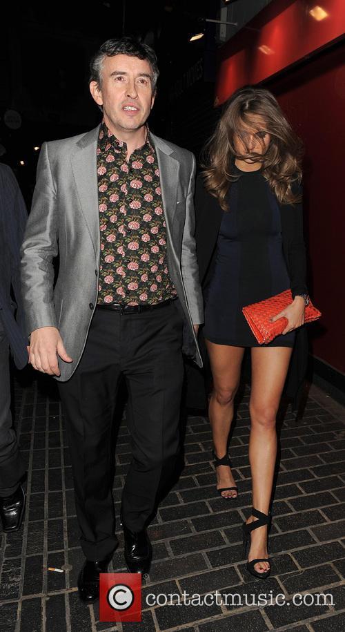 Steve Coogan and Elle Basey 5