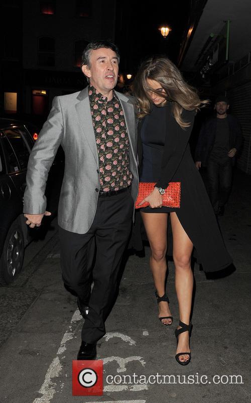 Steve Coogan and Elle Basey 7