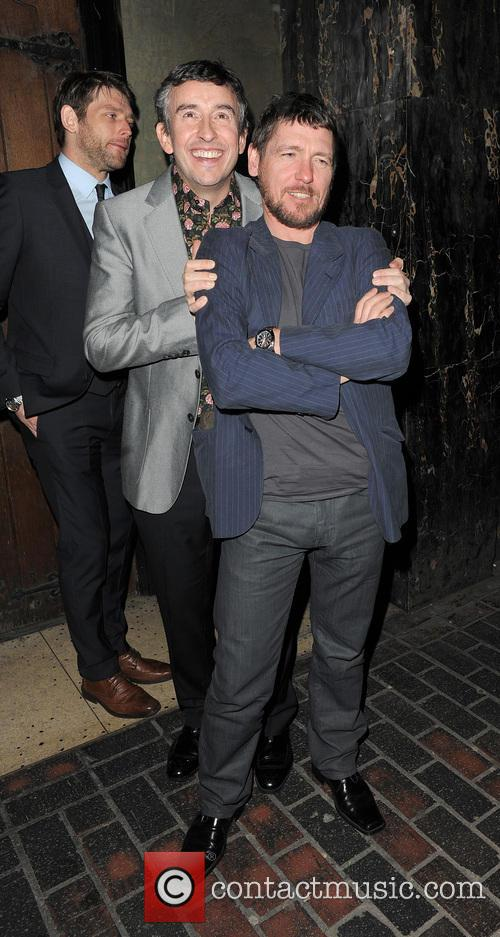 Steve Coogan and Guest 2
