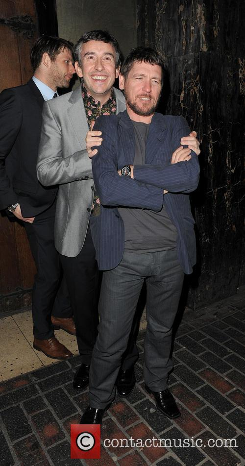 Steve Coogan and Guest 8