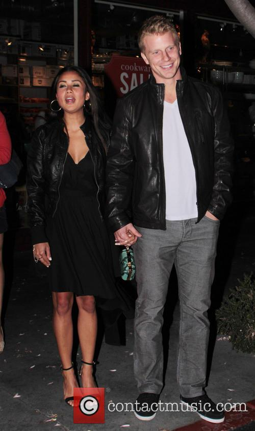 Sean Lowe and Catherine Giudici 1
