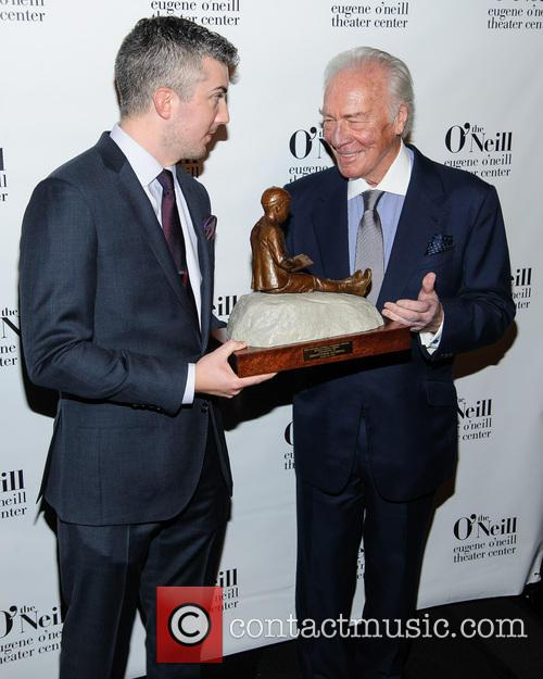 Christopher Plummer and Preston Whiteway 4