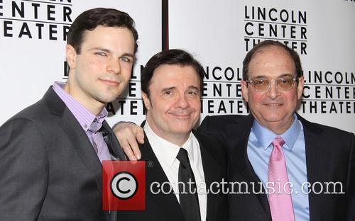 Jonny Orsini, Nathan Lane and Lewis J. Stadlen 7