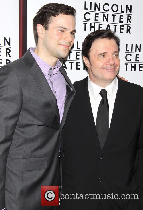 Jonny Orsini and Nathan Lane 2