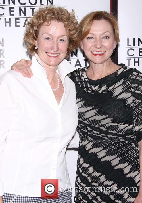 Lisa Banes and Julie White 2
