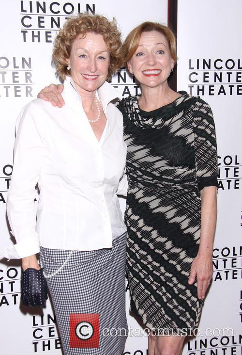 Lisa Banes and Julie White 1