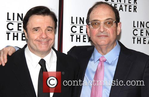 Nathan Lane and Lewis J. Stadlen