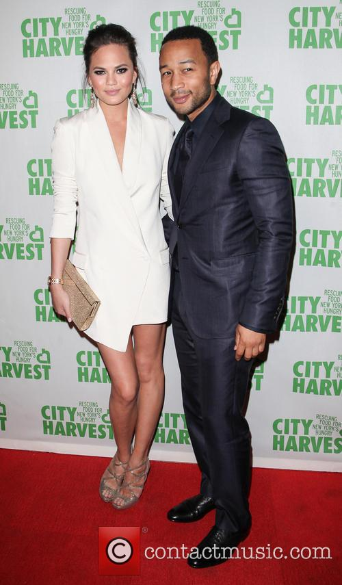 John Legend and Chrissy Teigen 10