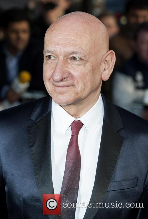 Sir Ben Kingsley, Grosvenor House