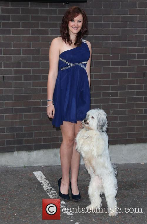 Ashleigh and Pudsey 1