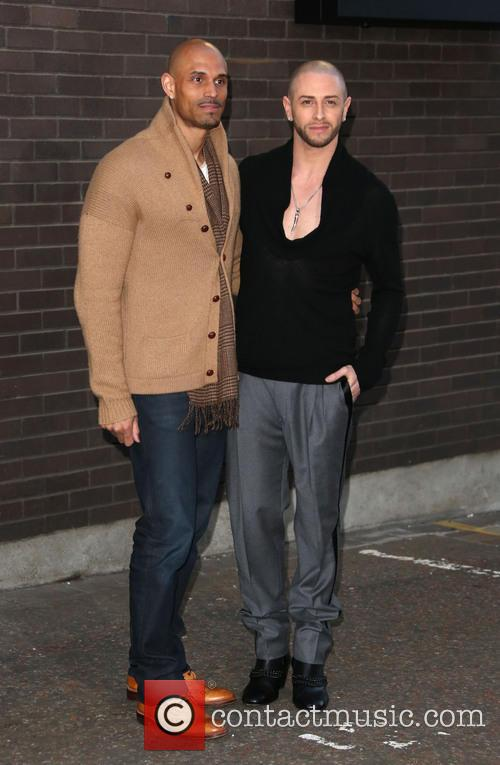 Brian Friedman and Partner 2