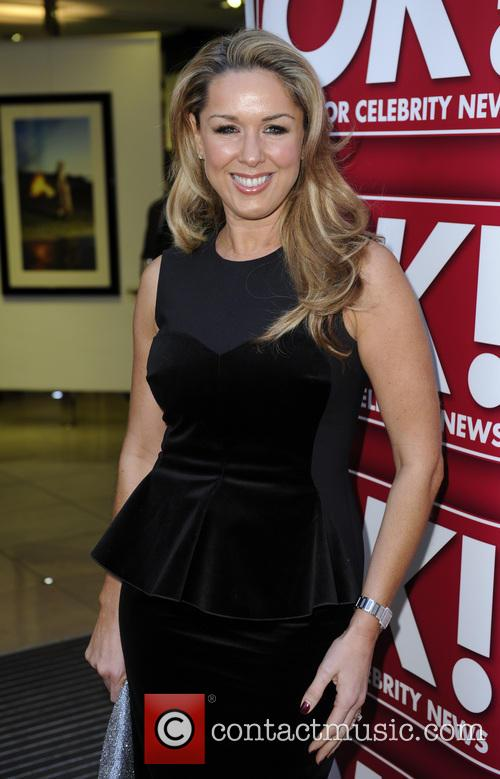 claire sweeney ok magazine party 3609480