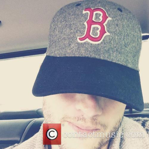 Ashton Kutcher posted this image of himself wearing...