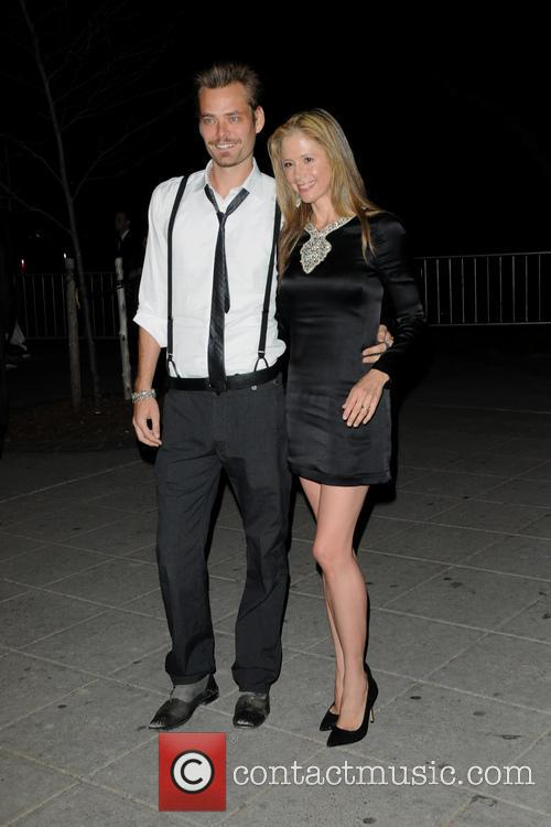 Christopher Backus and Mira Sorvino 2