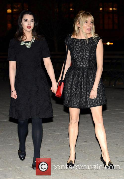 Sienna Miller and Matilda Sturridge 3