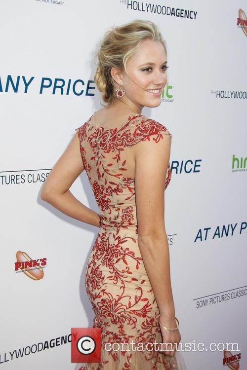 maika monroe at any price los angeles 3611828