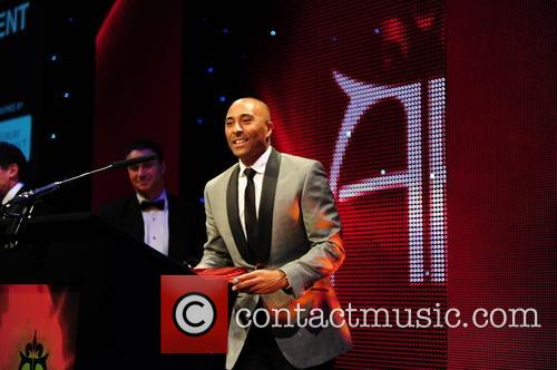 Colin Jackson, Grosvenor House