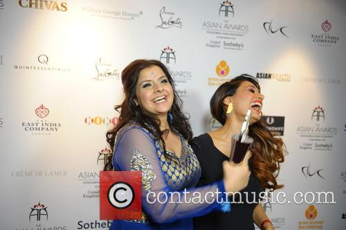 The Asian Awards held at the Grosvenor House...
