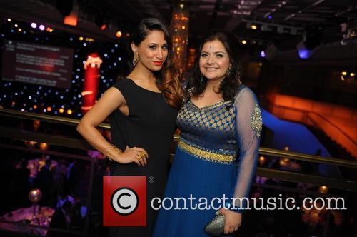Preeya Kalidas and Nina Wadia 3