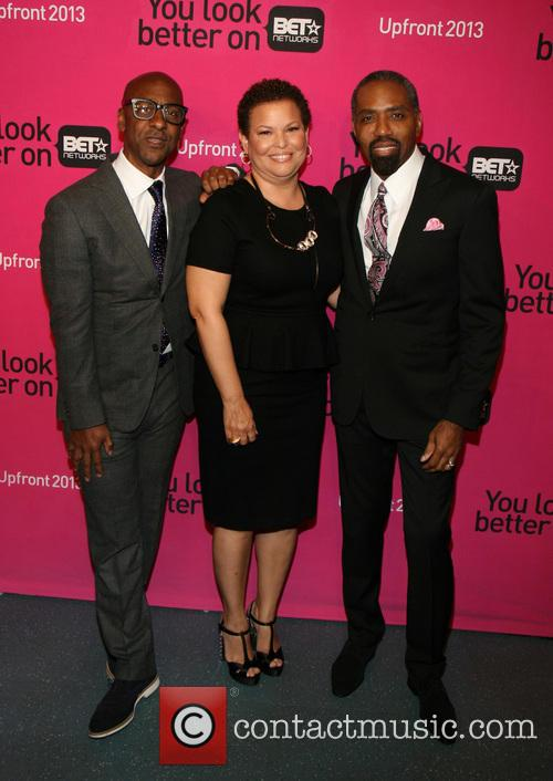 Stephen Hill, Debra Lee and Louis Carr 2