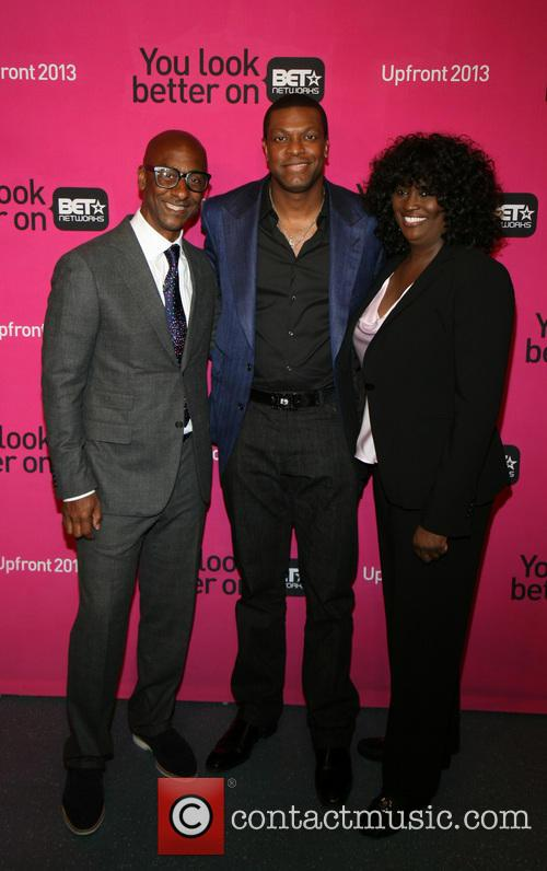 Stephen Hill, Chris Tucker and Loretha Jones 1