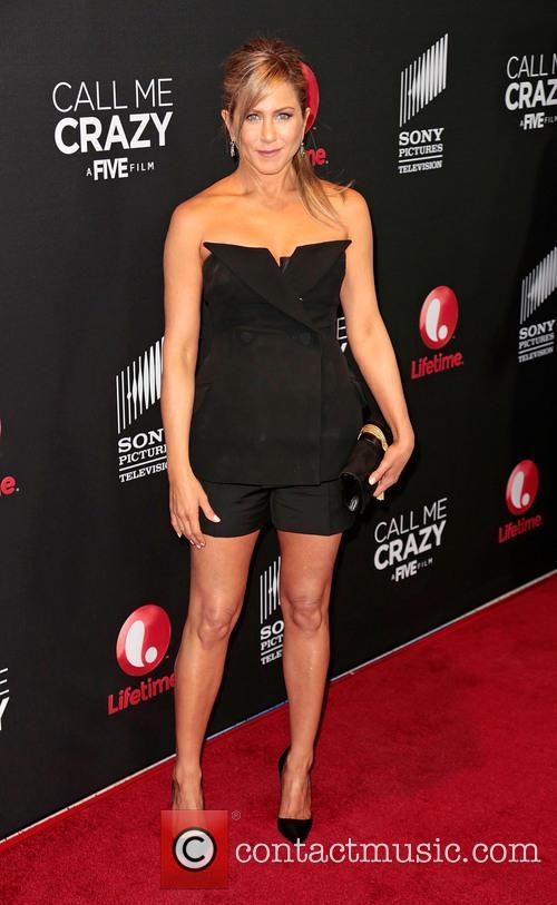 Jennifer Aniston Call Me Crazy