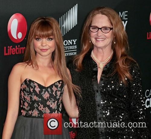 Sarah Hyland, Melissa Leo, Pacific Design Center Silver Screen Theater