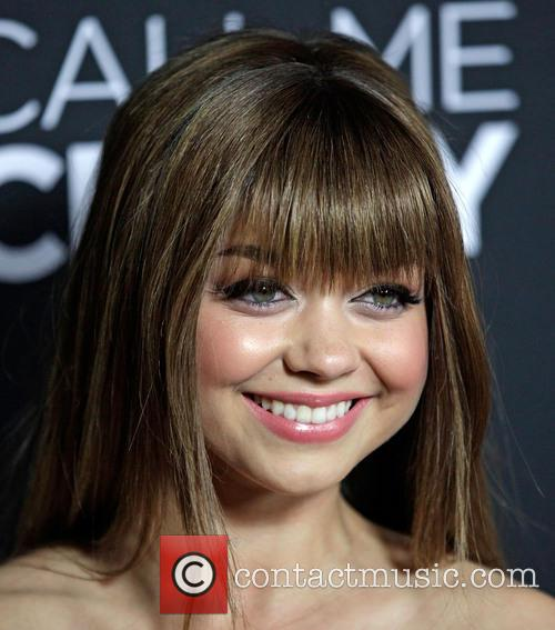 Sarah Hyland, Pacific Design Center Silver Screen Theater