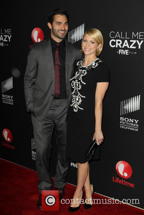 Tyler Hoechlin and Brittany Snow 3