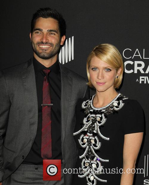 Tyler Hoechlin and Brittany Snow 4