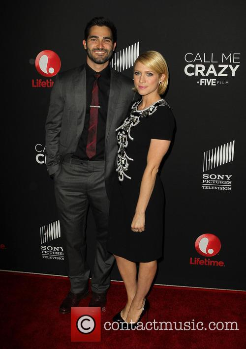 Tyler Hoechlin and Brittany Snow 5