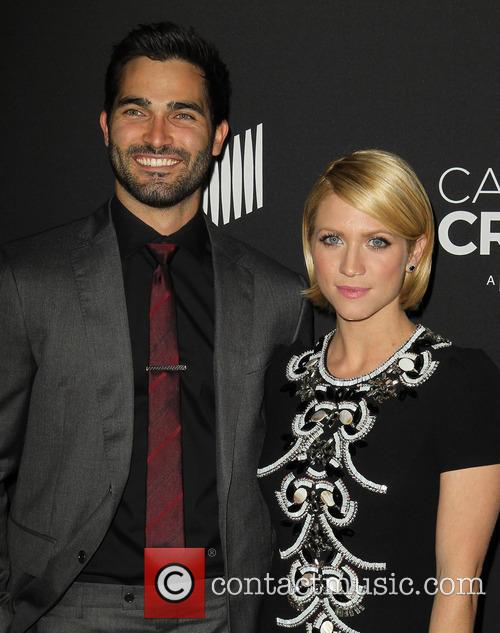 Tyler Hoechlin and Brittany Snow 6