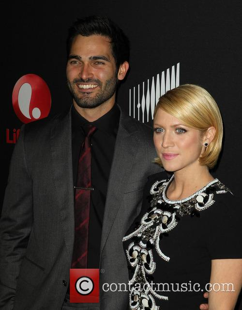 Tyler Hoechlin and Brittany Snow 7