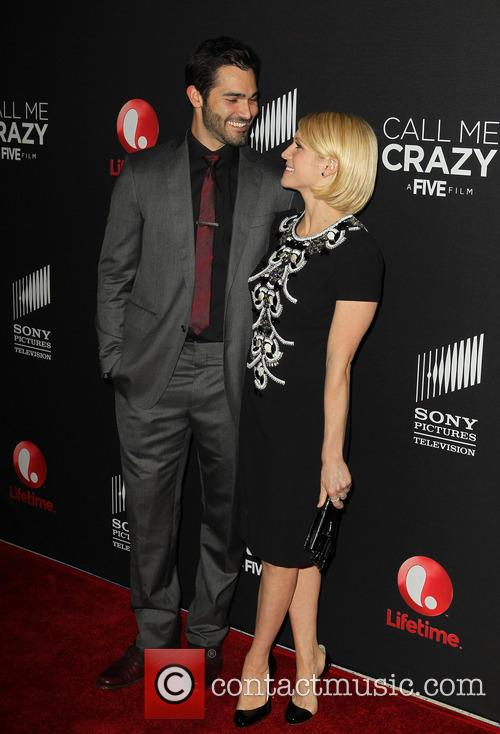 Tyler Hoechlin and Brittany Snow 9