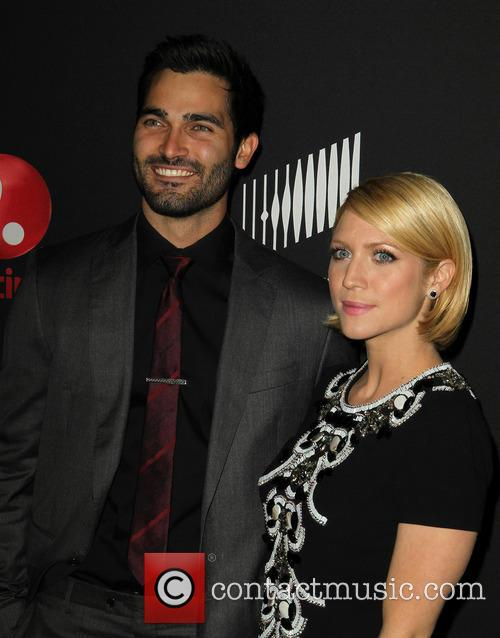 Tyler Hoechlin and Brittany Snow 11