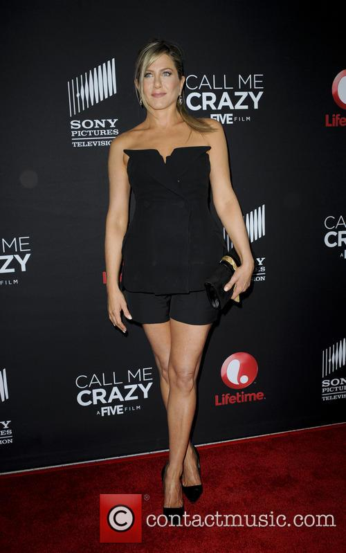 Jennifer Aniston, Call Me Crazy Premiere