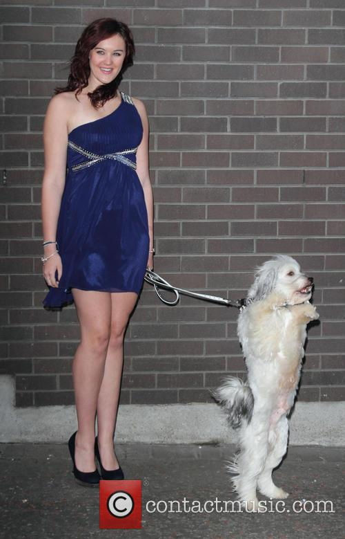 Ashleigh Butler and Pudsey 7