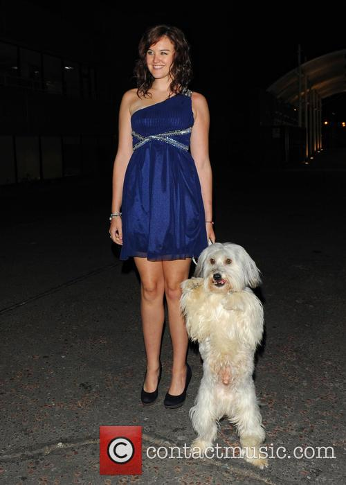 Ashleigh Butler and Pudsey 6