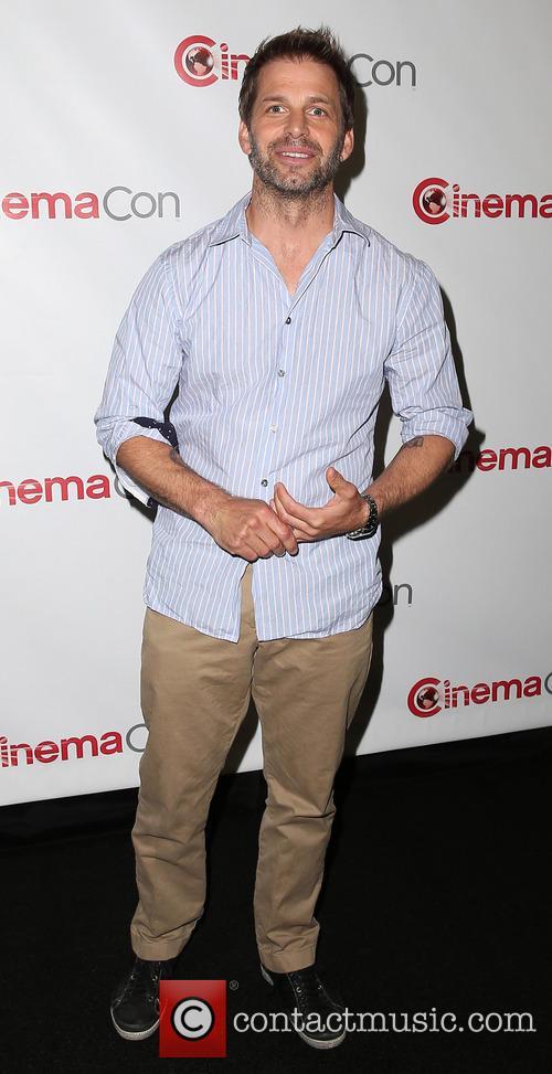 Zack Snyder, CinemaCon